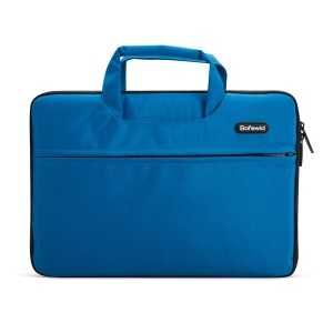 POFOKO Impression 13.4-inch Computer Laptop Briefcase Bag - Blue