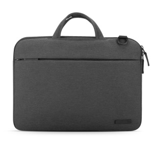 POFOKO CN Series Waterproof Laptop Bag Case for MacBook Pro 15.4 Inch with Velvet Lining - Black