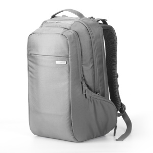 POFOKO TK Series 30L Practical Laptop Backpack Travel Waterproof Bag Case - Grey