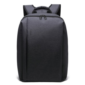 TIGERNU T-B3176 17-inch Laptop Bag Business Padded Backpack - Black