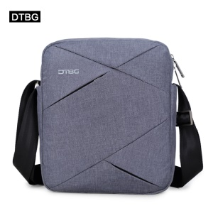 DTBG Shock-proof Crossbody Bag Casual School Hiking Messenger Bag for iPad Pro 9.7 Inch (S8247W)