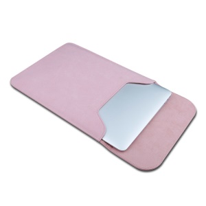 SOYAN Magnetic PU Leather Sleeve Case Bag para MacBook 12-polegada A1534 - recortar