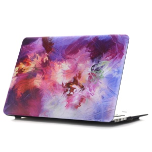 Oil Painting Pattern Hard PC Phone Cover for Macbook Air 13.3 Inch (A1369/A1466) - Abstract Painting