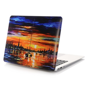 Hard PC Protective Case for MacBook Air 11-inch A1370/1465 - Splendid Night Scenes