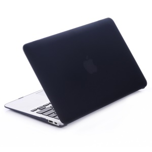 Matte Hard Shell Case Cover for MacBook Pro 13-inch (2016) A1706 A1708 - Black