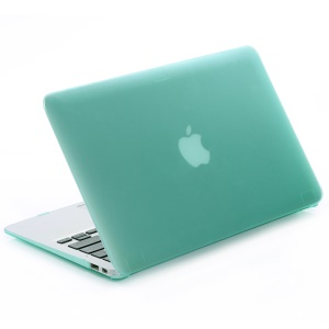 Laptop Case Matte Hard Cover for MacBook Pro 13-inch (2016) A1706 A1708 - Light Green