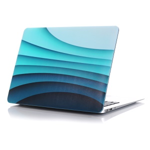 Colorful Pattern Hard Shell Case Cover for MacBook Air 13.3-inch A1369 A1466 - Style A