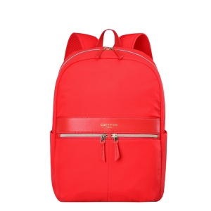 CARTINOE London Style Casual Backpack 14 Inch - Red