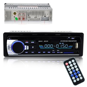 Multifunction Bluetooth Transmitter Car MP3 Player FM Radio Stereo Receiver