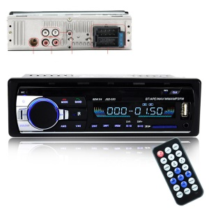 Car Bluetooth MP3 Player FM Receiver Support USB/SD/AUX