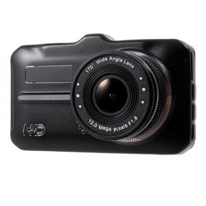 H700 Night Vision 3.0 inch Car DVR 1080P Full HD Video Recorder 170 Degree Wide Angle Lens