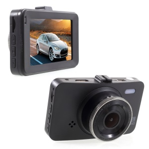 FH13 3.0-inch LCD 1080P IR Digital Recorder Car Dash Camera with 170° Viewing Angle