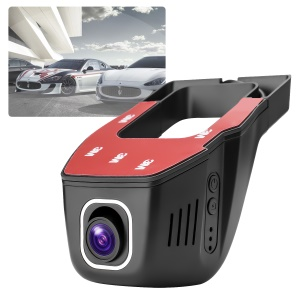V24 Hidden Car Camera WiFi 1080P Vehicle Full HD Motor Camera
