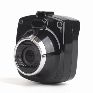 """1.5"""" LTPS 1080P Full HD Car DVR Camcorder 120 Degree Viewing Angle TH-H1000 - Silver"""