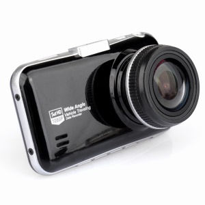 3.0-Inch 1080P Full HD Car DVR Video Recorder Dual Camera 120° View Angle 17mm Lens (TH-H6S-2248) - Black