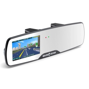 "1080P 2.7"" 120 Degree Wide Angle Car Camera Recorder with Night Vision TH-G300A-96220"