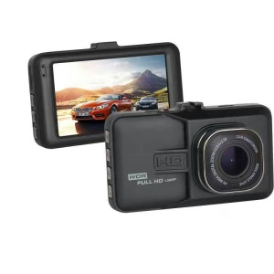 B03 Single Camera HD 1080P Car DVR Video Recorder 3.0-inch, Support Infrared Night Vision