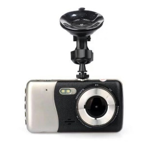 Z14 4.0 inch Full HD Dual Lens Car DVR 170° Wide Angle Car Camera Recorder with Parking Monitor