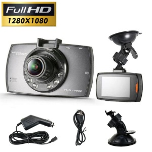 H300 Full HD 1080P 2.7-inch Car DVR CCTV Dash Camera, Supports  G-sensor Night Vision Etc