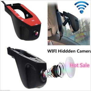 1080P WiFi Car DVR Dash Camera Cam Digital Video Recorder Camcorder Night Version