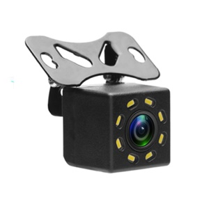 Waterproof HD 8 LED Night Vision Car Rear View Camera 170 Wide Angle
