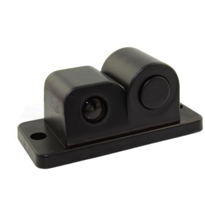 Car Reversing Rear View Camera 1/3 CMOS with a Parking Sensor (PZ450)