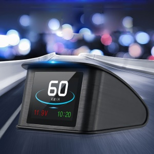 T600 LCD TFT GPS Speedometer Digital Speed Display Car Speed Projector Head Up Display Hud
