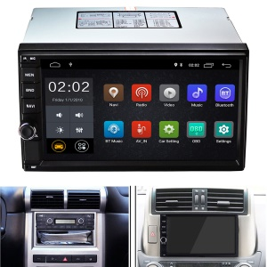 CL0012 7 Zoll Android 8.0 Auto 1,2 Ghz GPS-Navigation Multimedia-Player