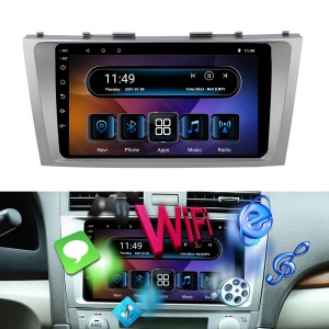 CAM08-2G16 9 Zoll Android 8.1 Auto GPS-Navigation Multimedia-Player Bluetooth USB-Player 2 GB + 16 GB Für Toyota Camry 2008 ~ 2011