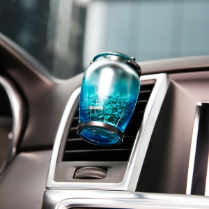 BASEUS Car Air Outlet Aromatherapy Stone Car Diffuser Car Air Fresher Kit - Blue
