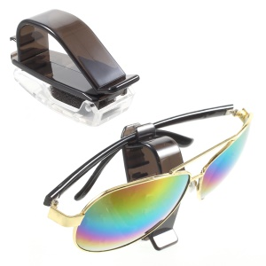 Car Visor Glasses Clip Sunglasses Ticket Holder
