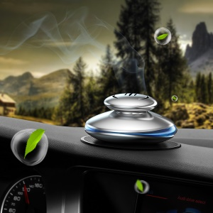 USAMS US-ZB042 Mini Compact Car Air Purification Perfume Air Freshener