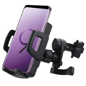 Car Air Vent Mount Fast Wireless Charger Qi Wireless Charging Stand for iPhone X/8/8 Plus