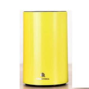 ICARER Home Office Car Humidifier Air Purifier Essential Oil Diffuser  - Yellow