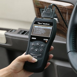 VGATE MaxiScan VS-890 Multi-language Car Trouble Code Reader Scan Tool Auto Diagnostic Tool - Black