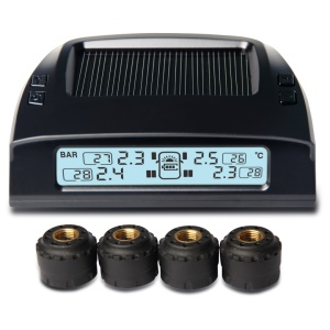 M7-3+SO Tire Pressure Monitoring System Solar Power Supply Car Tire High Precision Detection System