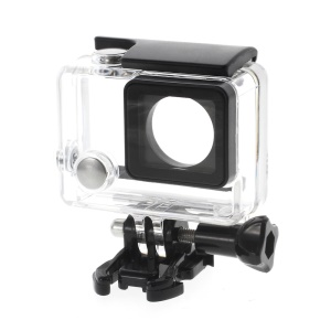 Waterproof Housing Box Protective Case with Bracket for Gopro Hero4 3+