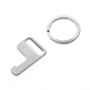 Attachment Key and Ring for GoPro 3\3+\4 Smart Remote Wi-Fi Remote