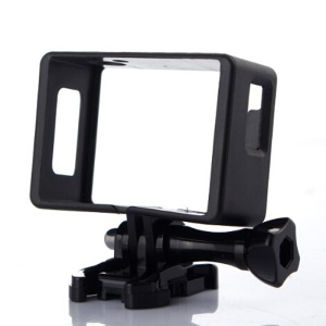 Sports Camera Protective Side Frame for SJ4000 / SJ4000 WiFi, with Screws and Adapter Mount