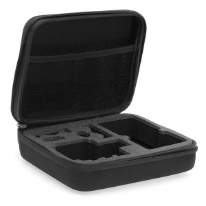 GoPro Medium Size Travel Carry Storage Bag Kit Tool Case for GoPro HERO 4 3 2 1 - Black