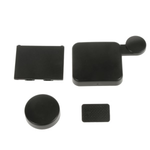 4pcs Camera Lens Cover Accessories Kit for Gopro Hero 4 / 3+
