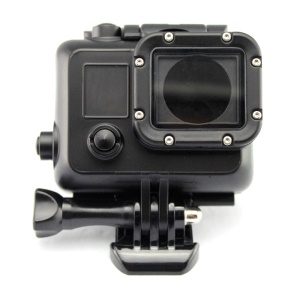 Underwater 30m Waterproof Case Shell for GoPro Hero 3+ 3 with Buckle Mount and Thumbscrew