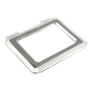 Clear Touch Back Door for GoPro Hero 4 Waterproof Housing Case