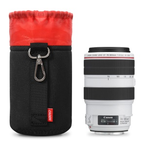 CADEN Thick Neoprene Camera Lens Protective Pouch - Size: M