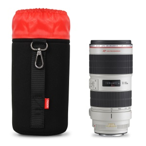 CADEN Thick Neoprene Camera Lens Protective Pouch - Size: L