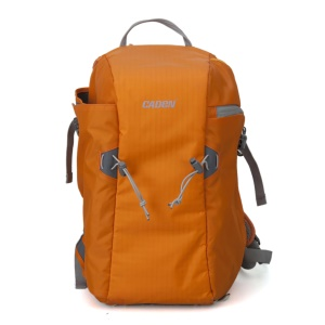 CADEN E5 Waterproof Outdoor Anti Theft Backpack Camera Bag for DSLR Camera Canon Sony Nikon - Orange