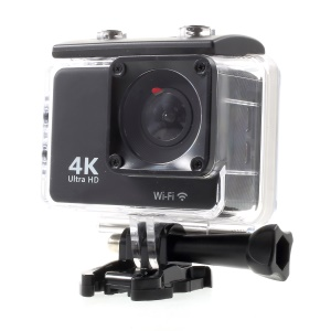 K2T Mini-Touchscreen 4K Ultra HD Action Kamera Wasserdichte Outdoor-DV-Sport-Kamera