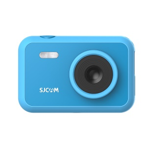 SJCAM Kids 1080P Colorful Action Camera Video Recording Photo Shooting Recorder - Blue