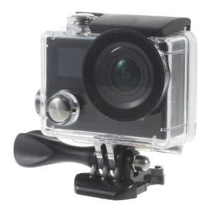 H8 4K Ultra HD 360 VR 2 Inch 12MP WIFI Action Camera with 170° Wide Angle Support HDMI Output