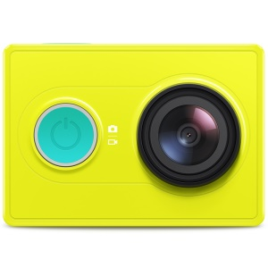 XIAOYI YI 990mAh 16MP CMOS 1080P Full HD Action Camera with 155° Ultra-wide Angle Lens (Standard Version) - Green
